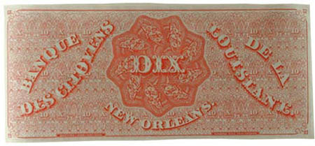 The Story Of Money 12 Dixie Note Federal Reserve Bank
