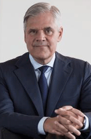photo of Andreas Dombret, a member of the executive board of Germany's central bank