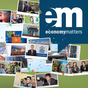 Economy Matters Celebrates Its First Year