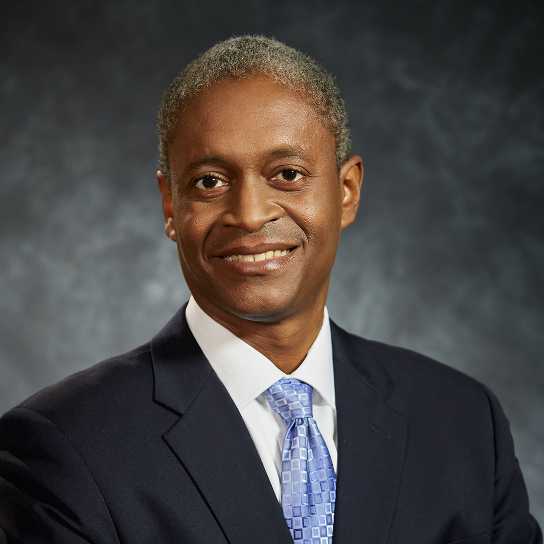 Raphael Bostic President And Chief Executive Officer