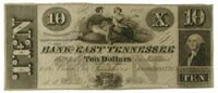 Bank of East Tennessee note