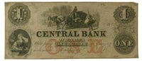 Central Bank of Alabama note