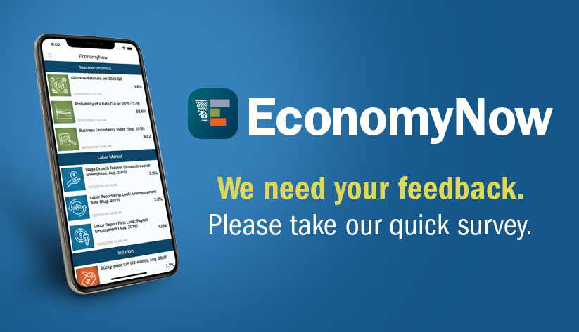 EconomyNow: We need your feedback. Please take our quick survey.
