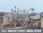 Image for Americas Center Annual Review: 2013