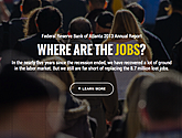 Image for Annual Report Asks: Where Are the Jobs?