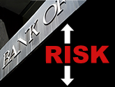 bank risk graphic