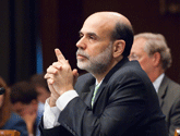 photo of Fed Chairman Bernanke