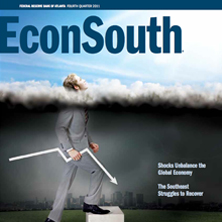 EconSouth cover Q4 2011