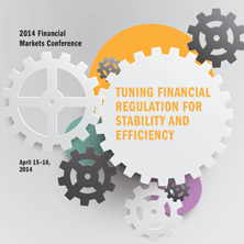 Logo of 2014 Financial Markets Conference