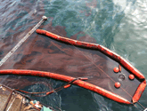 photo of oil spill in Gulf of Mexico