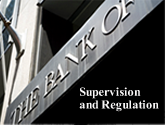 Bank supervision and regulation