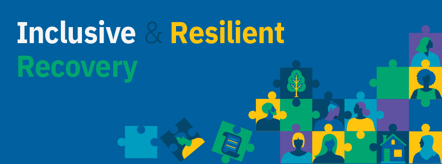Inclusive and Resilient Recovery