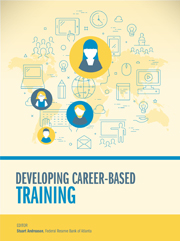Developing Career-Based Training ebook cover