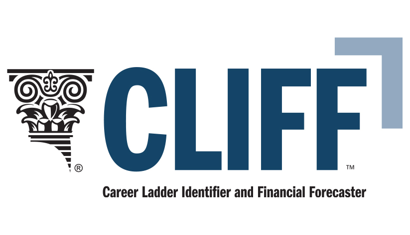 logo for Career Ladder Identifier and Financial Forecaster tool