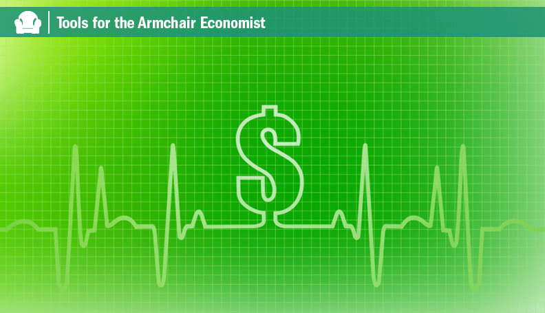 Tools For The Armchair Economist Taking The Pulse Of Gdp