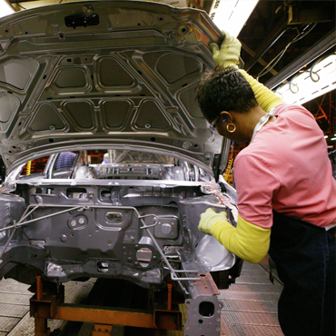 The sum of the parts a look at auto parts manufacturing for General motors atlanta jobs