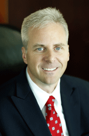 photo of David Seleski, president and CEO of Stonegate Bank