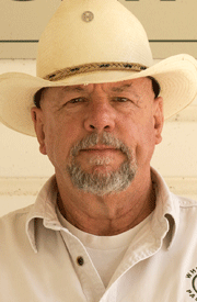 photo of Will Harris, owner of White Oak Pastures Farm