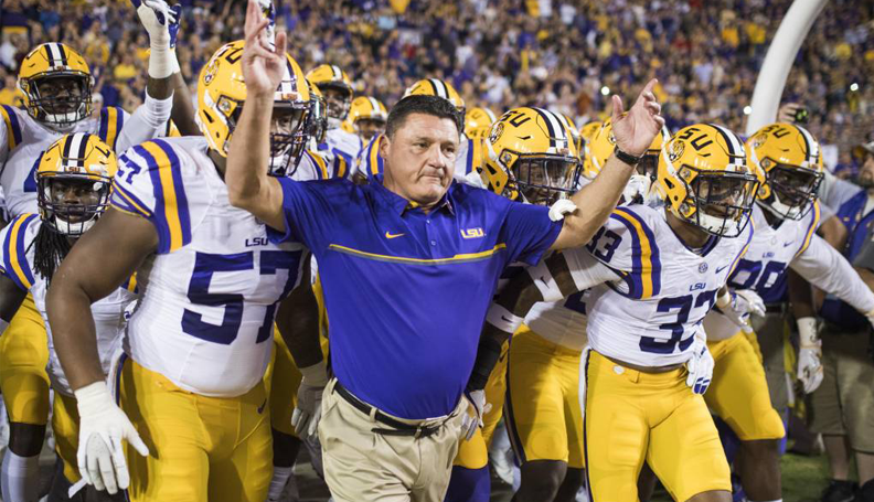 LSU's athletic department contributes at least $7.2 million dollars a year to the school as part of a five-year agreement approved in 2012 to help offset severe state budget cuts.
