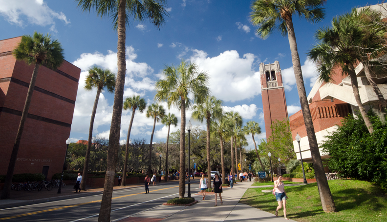Florida students spent $1.4 billion in the 2014-15 fiscal year on items including housing, food, books and tuition and fees.
