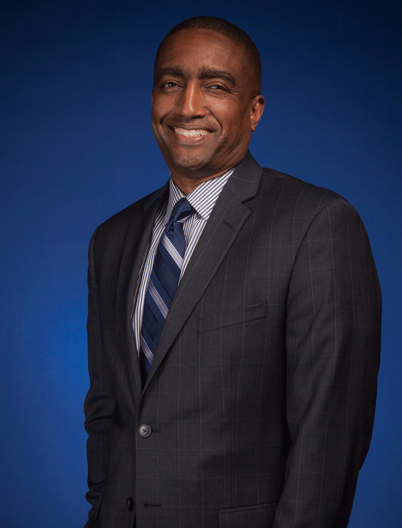 photo of André T. Anderson