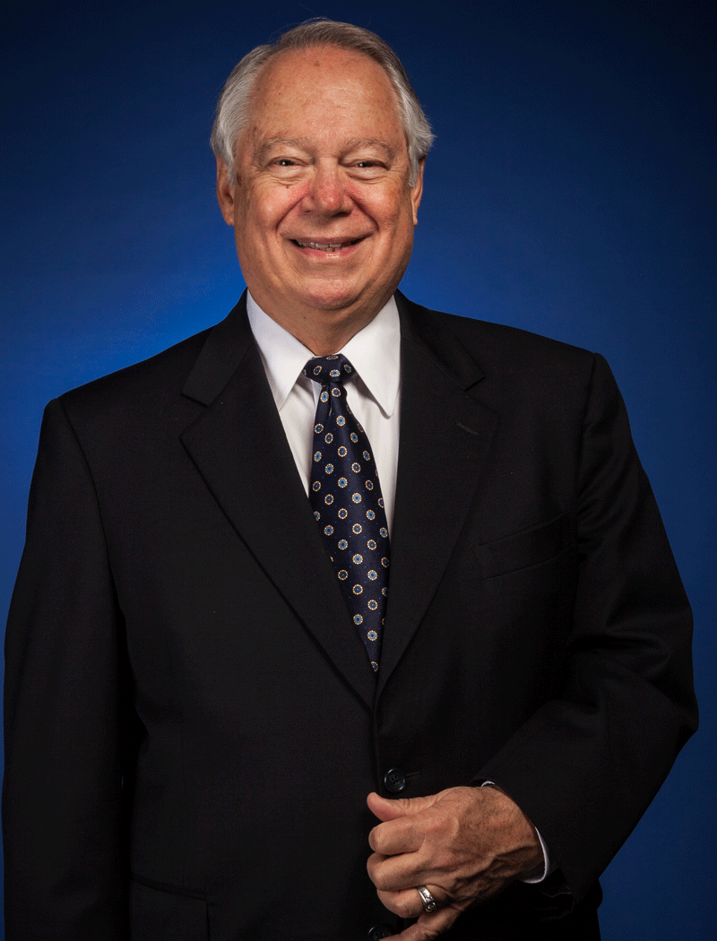 portrait of Gary L. Tice