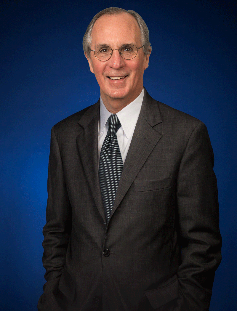 portrait of Fred T. Stimpson III