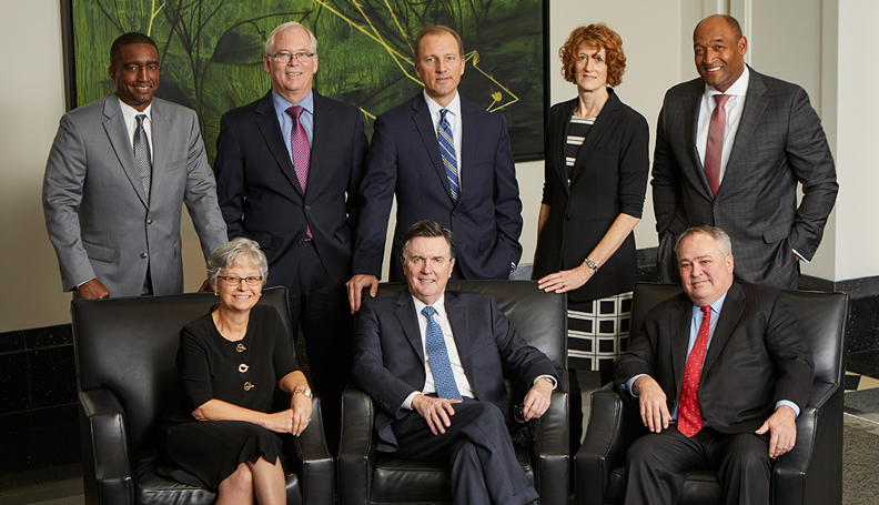 members of the 2016 Atlanta Fed management committee