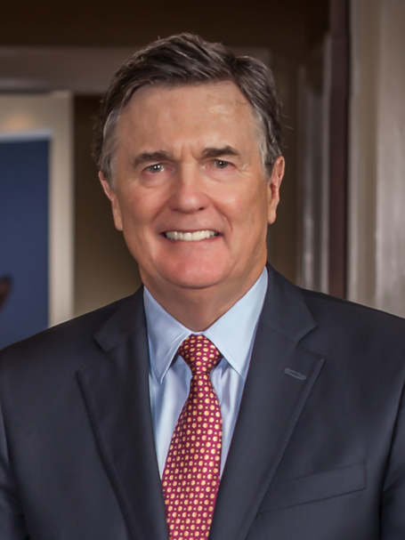 profile photograph of former Atlanta Fed President and CEO Dennis Lockhart