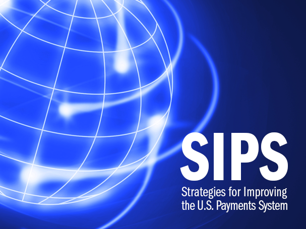logo for SIPS (Strategies for Improving the U.S. Payments System)
