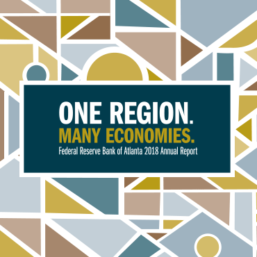 2018 Annual Report: One Region. Many Economies.