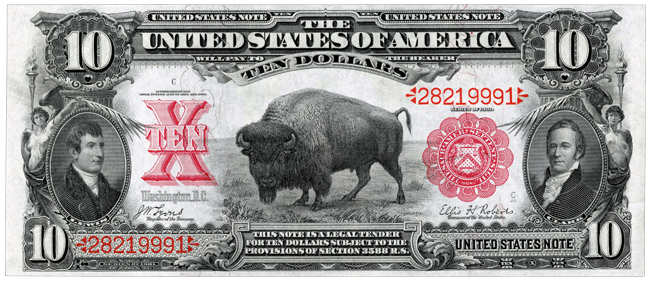 The Bison Note