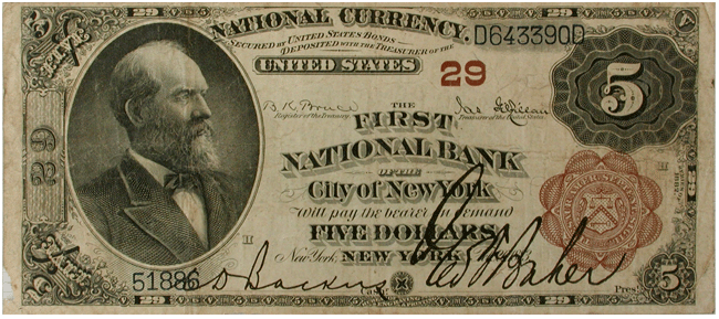 National Bank Note