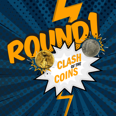 Clash of the Coins: Round 1
