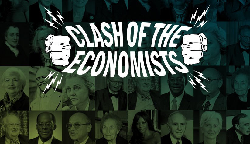 The Clash of the Economists