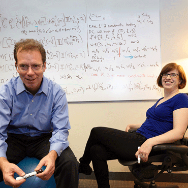 Tpni Braun and Karen Kopecky, both of the Atlanta Fed's research department