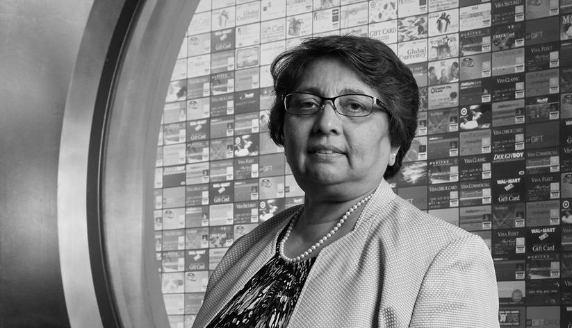 Faces of the Atlanta Fed: Sumitra Haddad of Supervision, Regulation, and Credit