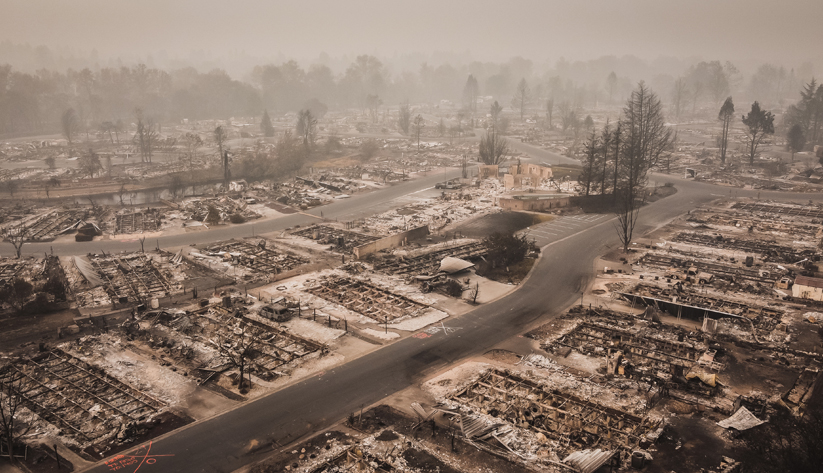 Wildfires like the Almeda fire burned 1.2 million acres, killed 11 people and destroyed more than 3,000 buildings in Oregon in 2020.