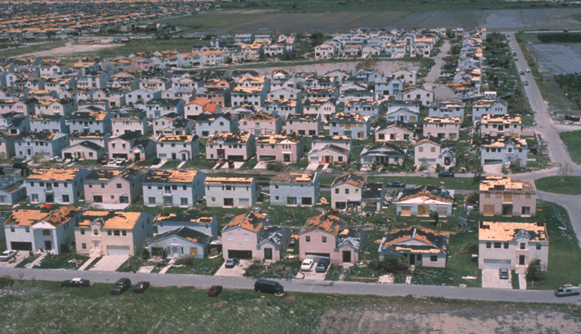 hurricane andrew research paper Risk management & insurance research paper starter  hurricane andrew in south florida in 1992, and the northridge earthquake two years later near los angeles caused over $45 billion in.