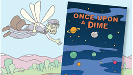 Once upon a Dime comic book