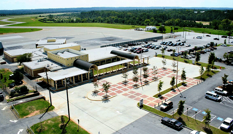 Southeastern Airports