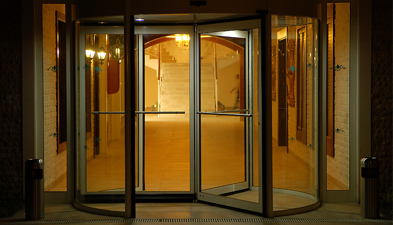 Notes from the Vault: The Revolving Door