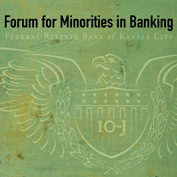 Logo for Forum for Minorities in Banking