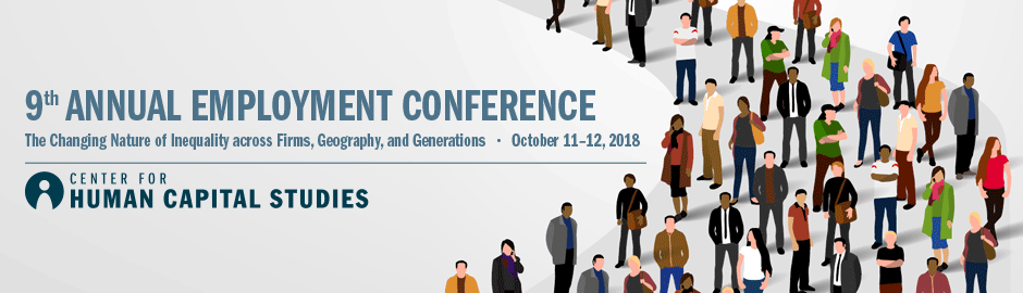 Banner image for the 2018 Annual Employment Conference