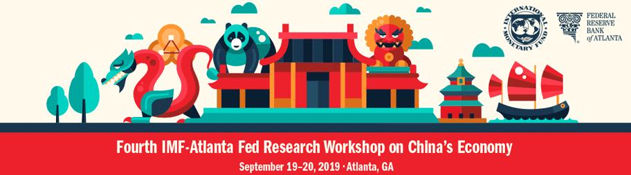 Fourth IMF-Atlanta Fed Workshop: China in the Global Economy