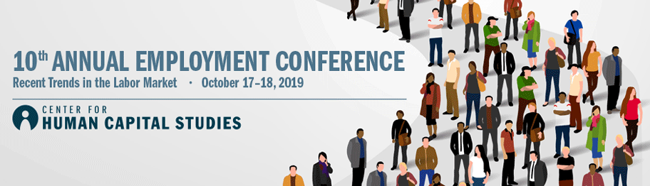 Banner for the 10th Annual Employment Conference
