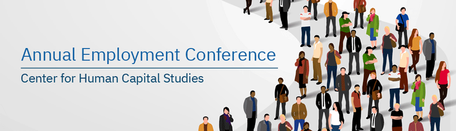 Banner image for the Annual Employment Conference