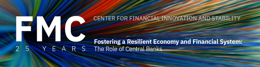 Banner image for FMC 25 Years: Fostering a Resilient Economy and Financial System - The Role of Central Banks
