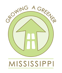 Growing a Greener Mississippi logo