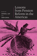 Cover photo of Lesssons from Pension Reform in the Americas book